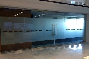 Decorative Glass Film 2