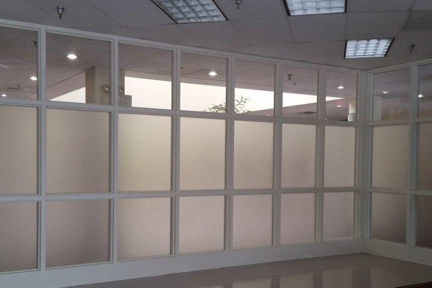 Decorative Glass Film - New England Window Film Boston, Massachusetts