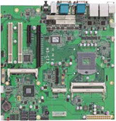 Commercial and Industrial Boards MS-C73 Commell New Era Electronics