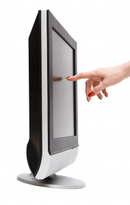 Computer Touch Screens