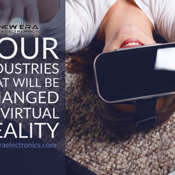 virtual reality for industry