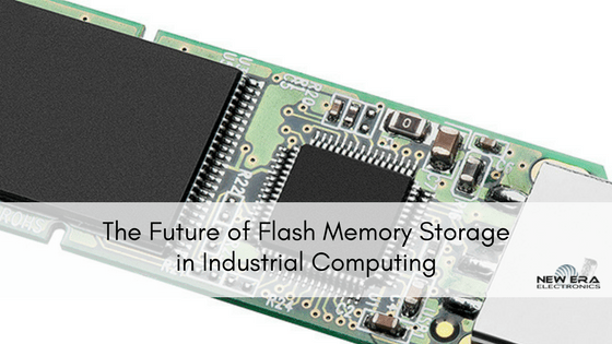 flash memory storage industrial computing
