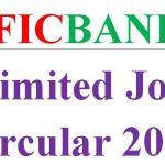 IFIC Bank Limited Job Circular 2019