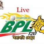 BPL Live Cricket Match 2020-21 | সরাসরি বিপিএল খেলা দেখুন