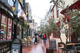 Centre ville de Brighton