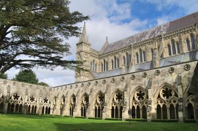 La cathédrale de Salisbury
