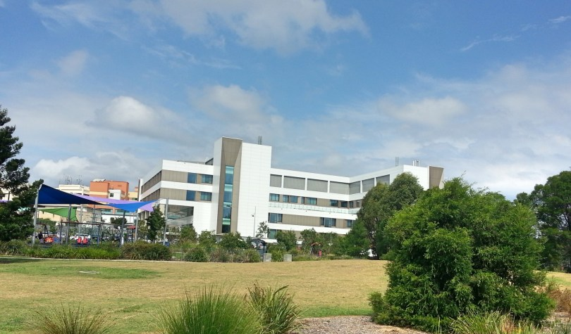 L'hôpital en Australie