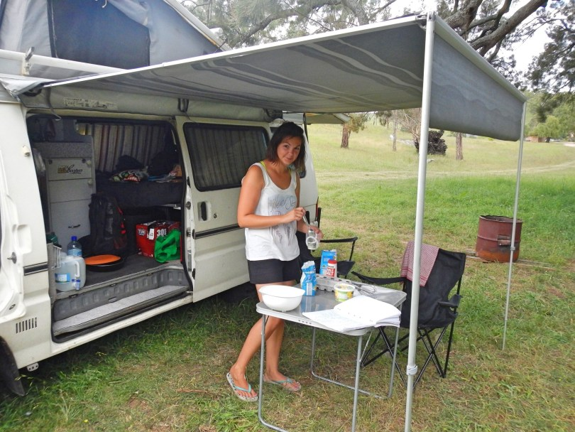 Dernier instants du road trip en Australie