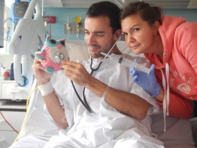 Etre hospitalisé en Australie
