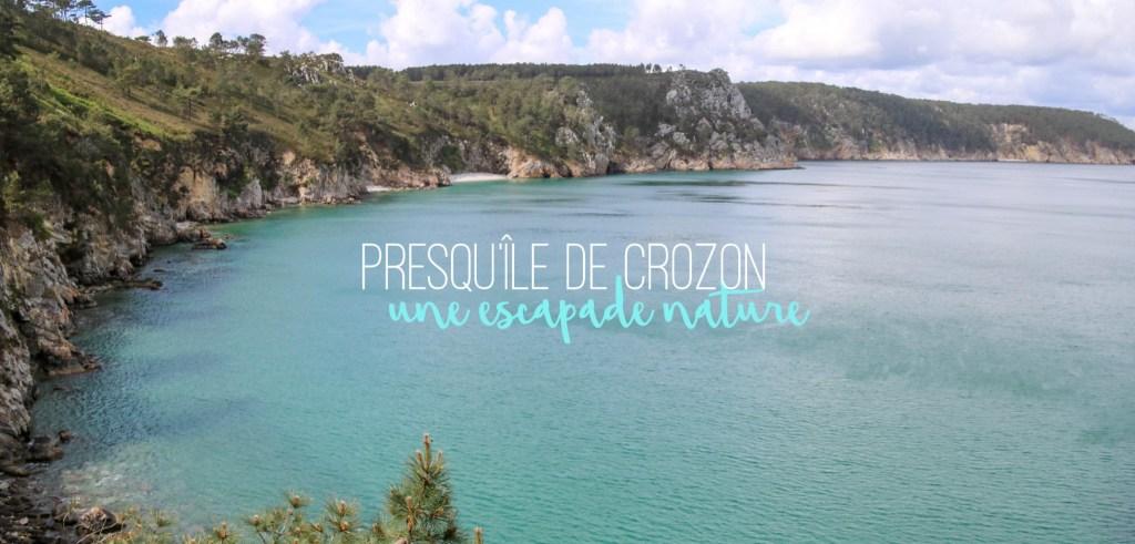 Escapade nature sur la presqu'île de Crozon