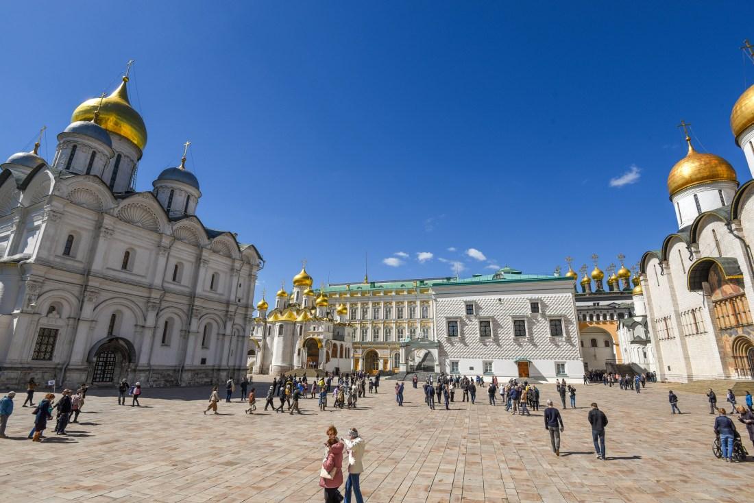 Visiter Moscou et Kazan en Russie @neweyes