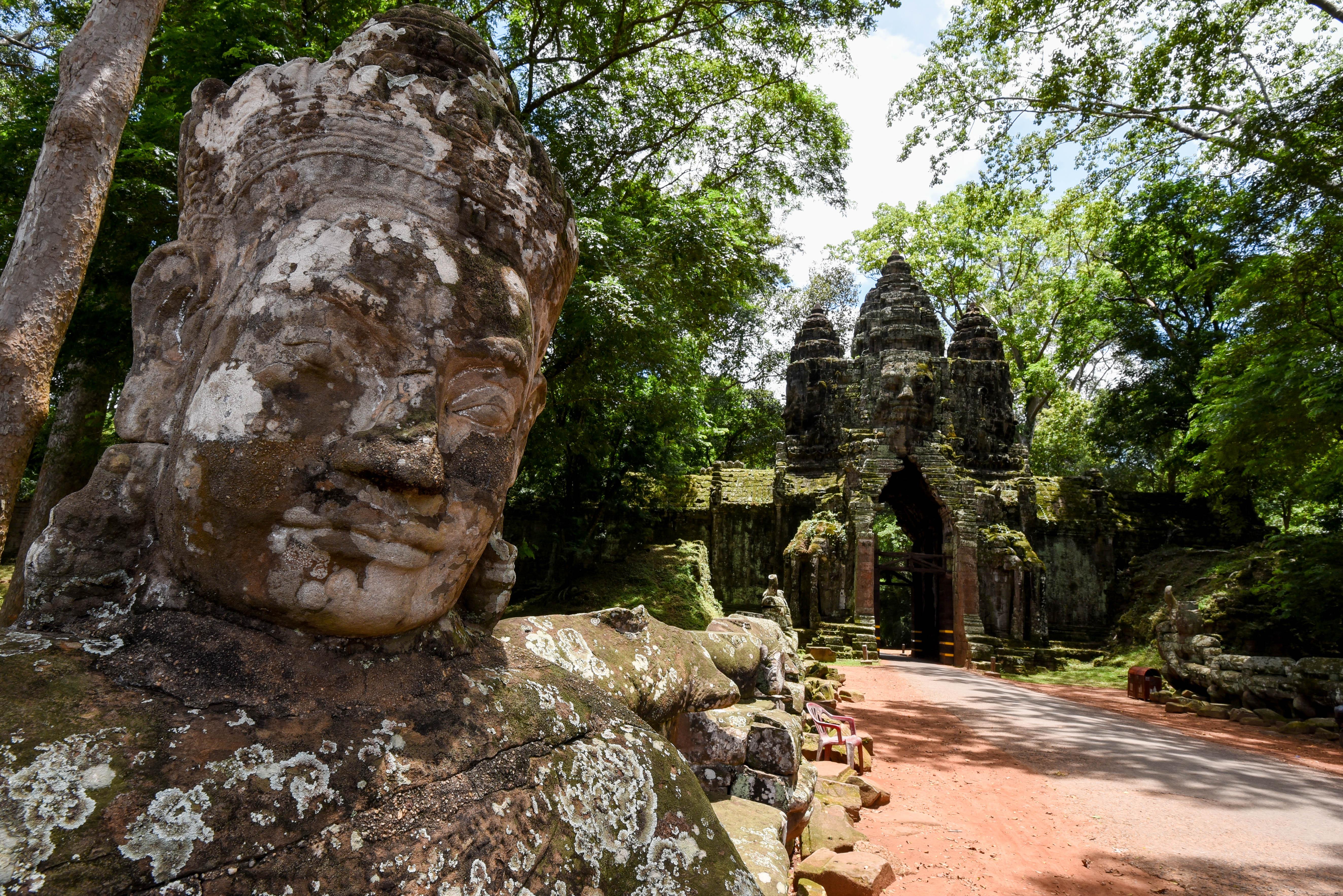 3 jours de visite à vélo des temples d'Angkor @neweyes
