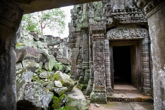 Le privilège de pouvoir s'éloigner à vélo pour la visite des temples d'Angkor @neweyes