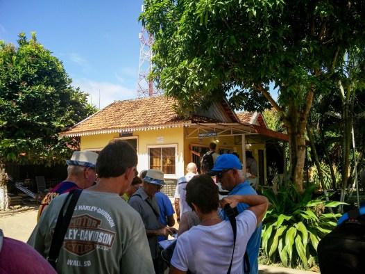 Poste de frontière du Cambodge sur le Mékong @neweyes