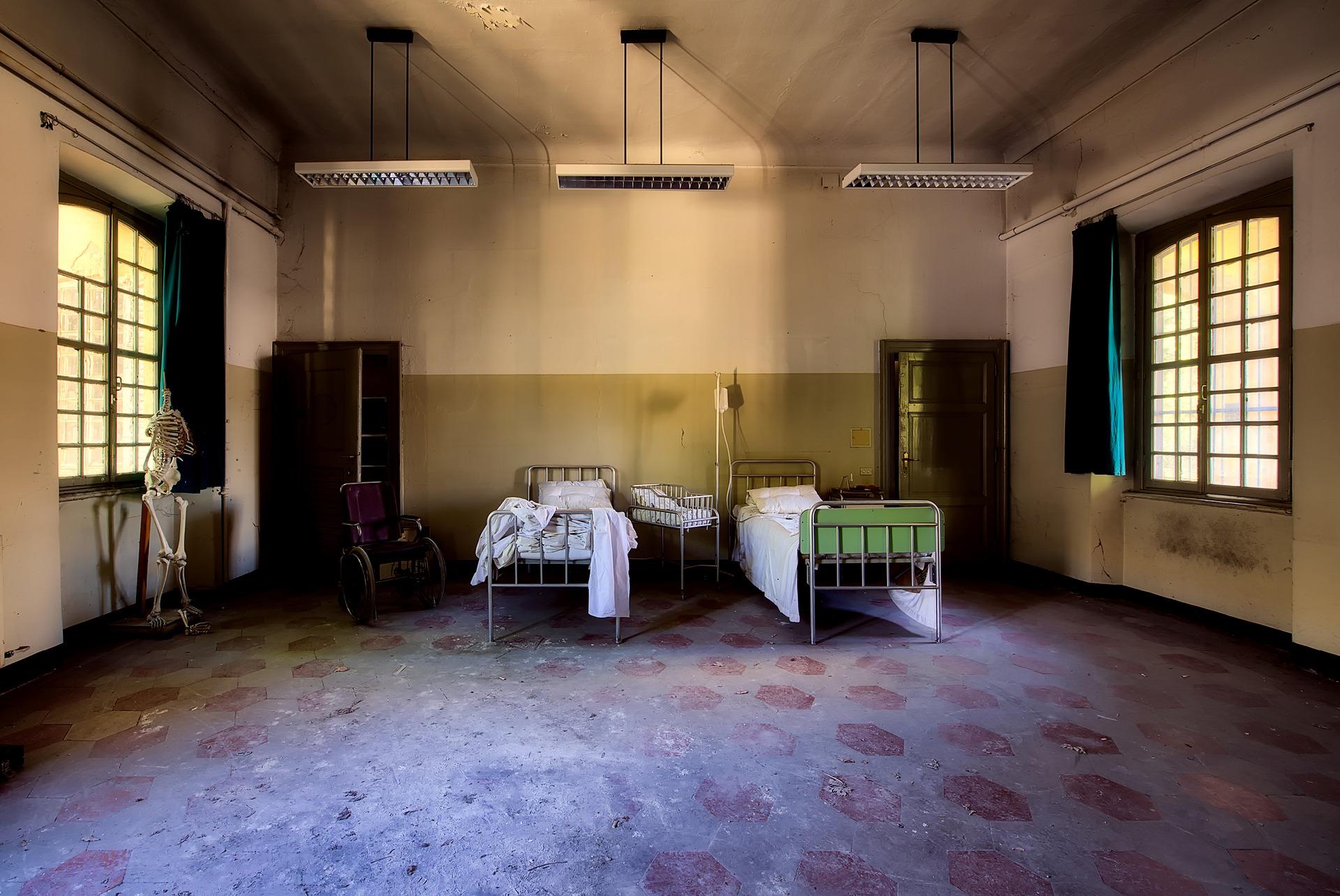 Nuit d'horreur à l'hôpital de Cat Ba, au Vietnam