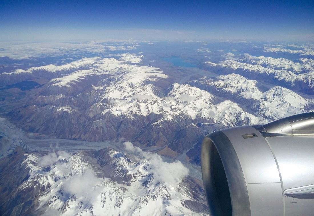 Arrivée en Nouvelle-Zélande à Christchurch @neweyes