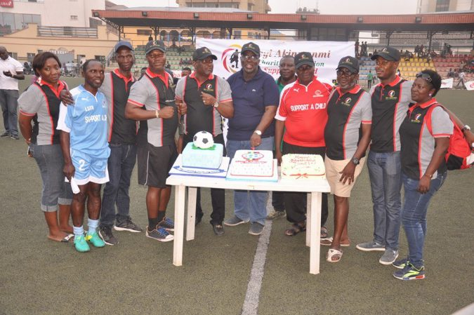 Lagos Fa Ready To Support Foundations, Groups To Develop Female Football — Akinwunmi