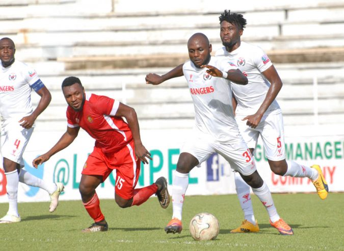 Npfl: Rangers 2 1 Win Over Warri Wolves Fc Excites Coach