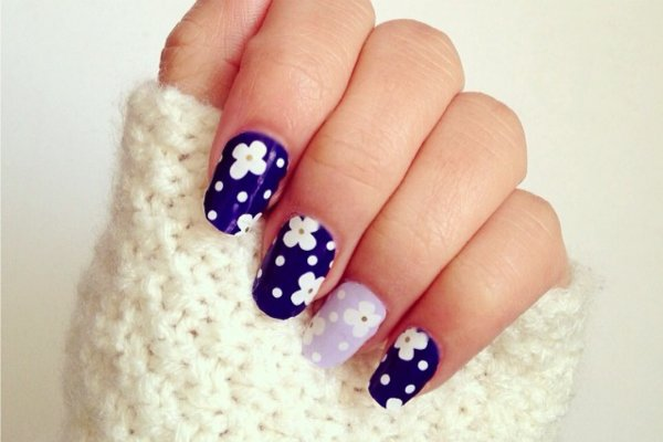 Cute And Cool Spring Nail Designs 3
