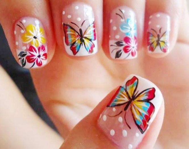 Nail Art Design Spring 2016