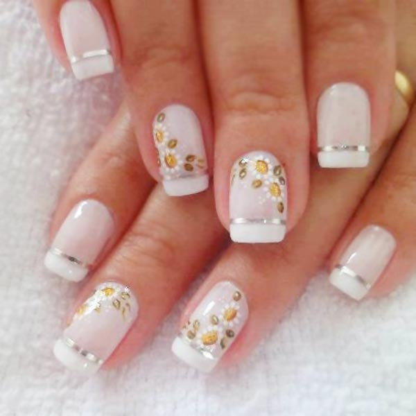 Toe Nail Art Ideas For Spring 2016 5