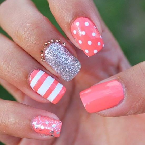 Top 20 Spring Nail Art Ideas And Designs For 2016