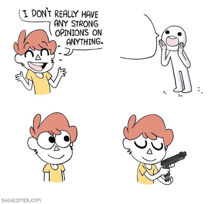 Hiding From A Serial Killer Comic Meme Maker