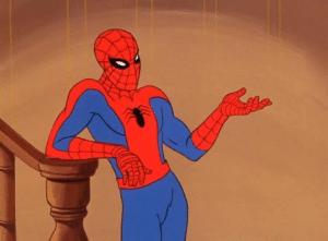 Spider Man Pointing Meme Generator