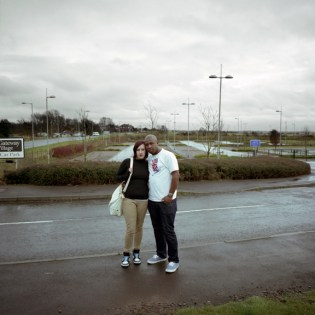 Married couple, Gretna, 2013 © Colin McPherson