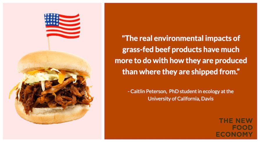 """Your grass-fed, """"product of U.S.A"""" beef is not what it claims to be. Here's what it actually is"""