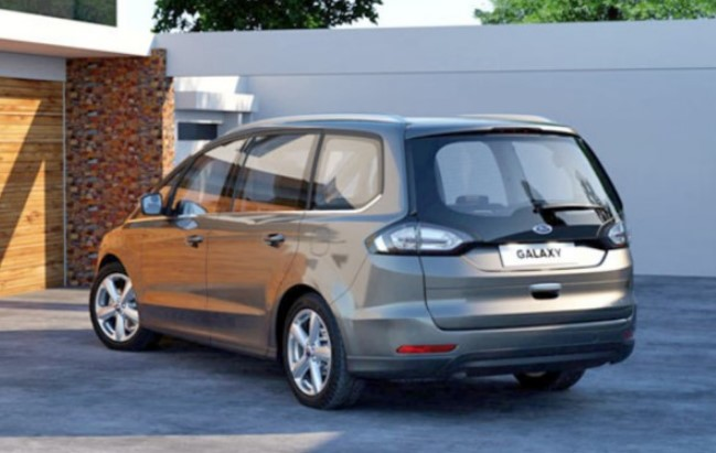 Ford Galaxy 2020 Exterior
