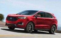 2019 Ford Edge ST Exterior
