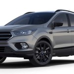 2019 Ford Escape SE Exterior