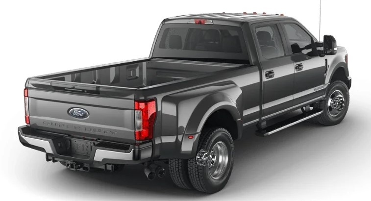 2019 Ford F 350 XL Exterior