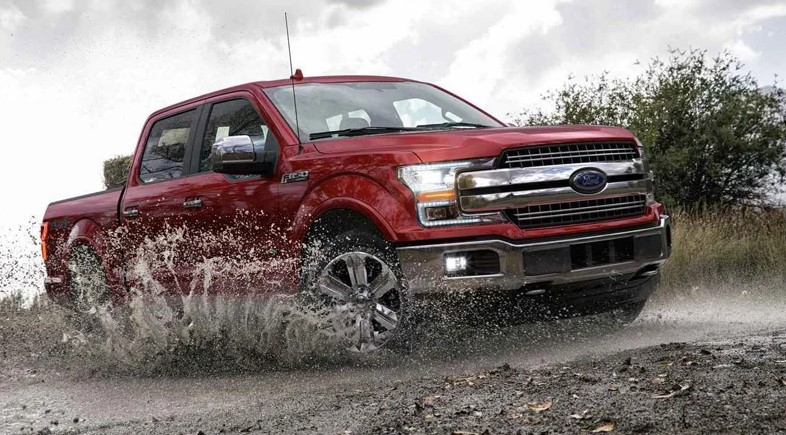 2019 Ford F150 Exterior