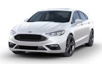 2019 Ford Fusion Sport Exterior