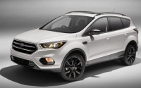 2020 Ford Escape Hybrid Exterior
