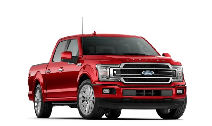 new 2020 ford f150 limited interior  specs  price