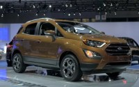 2020 Ford EcoSport: Specs, Equipment, Price >> New 2020 Ford Ecosport Model Price Release Date Ford 2021