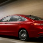 2020 Ford Fusion Sport Exterior