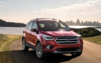 2020 Ford Escape SEL Exterior
