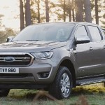 2020 Ford Ranger Limited Exterior