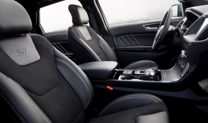 2021 Ford Edge ST Interior