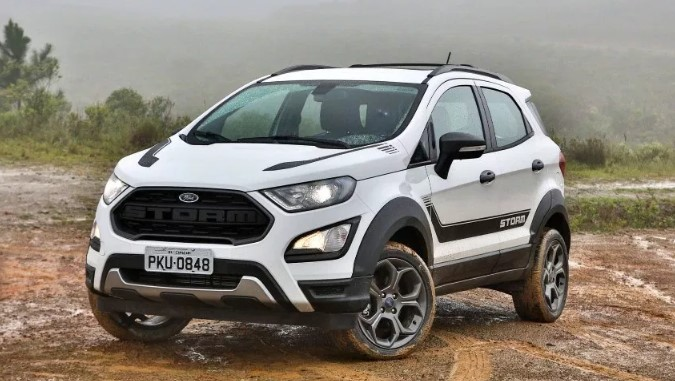 New Ford Ecosport 2021 Interior Release Date Model Ford 2021