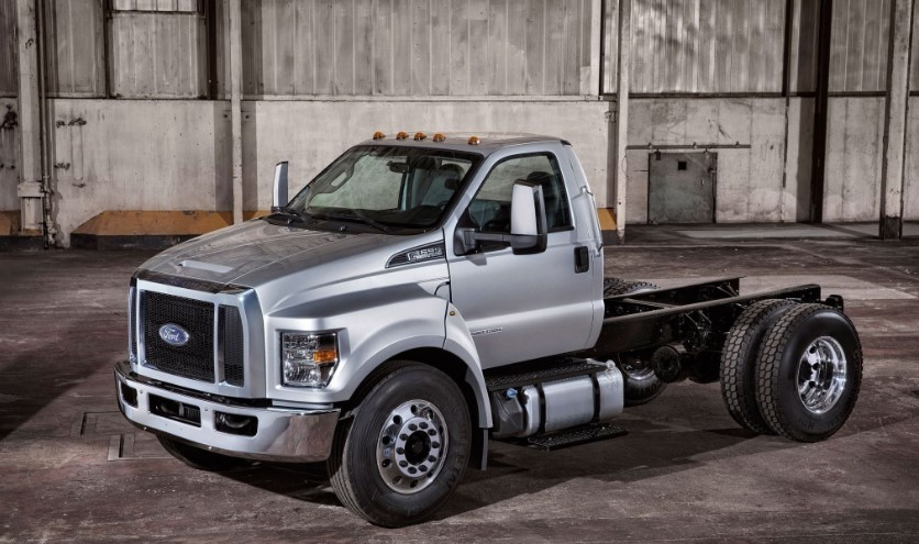 2020 Ford F650 Exterior