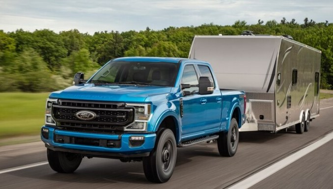 2021 Ford F 250 Exterior