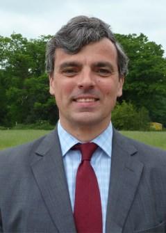 NFA President - Oliver Crosthwaite Eyre