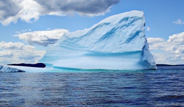 A beautiful Newfoundland Iceberg