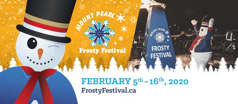 Mount Pearl Frosty Festival 2020