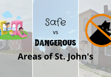 Safest and Most Dangerous Areas in St. John's in 2020